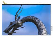 Welsh Dragon Head Carry-all Pouch