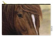 Welsh Pony Painting Carry-all Pouch
