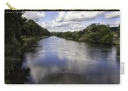 Welsh River Scene Carry-all Pouch