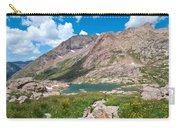 Weminuche Wilderness Area Landscape Carry-all Pouch