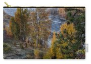 Wenatchee River From Dryden Road Carry-all Pouch