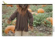 Werewolf In The Pumpkin Patch Carry-all Pouch