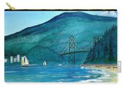 West Coast Dream Carry-all Pouch