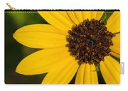 West Coast Dune Sunflower Carry-all Pouch