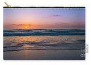 West Coast Sunset Cool Tones Carry-all Pouch