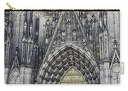 West Entrance Door Cologne Cathedral Carry-all Pouch