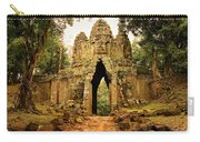 West Gate To Angkor Thom Carry-all Pouch
