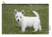 West Highland White Terrier Puppy Carry-all Pouch
