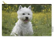 West Highland White Terrier Carry-all Pouch