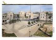 West Jerusalem Carry-all Pouch