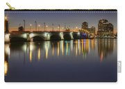 West Palm Beach At Night Carry-all Pouch