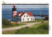 West Quaddy Lighthouse Carry-all Pouch