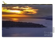 West Seattle Soaring Sunset Carry-all Pouch