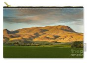 West Side Of Squaw Butte Carry-all Pouch