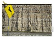 West  Texas  Interstate 10  At  80  Mph - 2 Carry-all Pouch