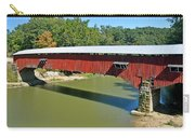West Union Covered Bridge 2 Carry-all Pouch