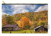 West Virginia Barns  Carry-all Pouch