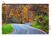 West Virginia Curves 2 Carry-all Pouch