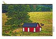 West Virginia Line Art Carry-all Pouch