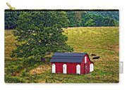 West Virginia Oil Carry-all Pouch
