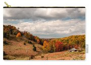 West Virginia Rural Landscape Fall Carry-all Pouch