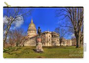 West Virginia State Capitol Building Carry-all Pouch