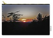 West Virginia Sunset 1 Carry-all Pouch