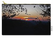 West Virginia Sunset 2 Carry-all Pouch