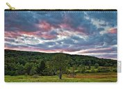 West Virginia Sunset II Carry-all Pouch