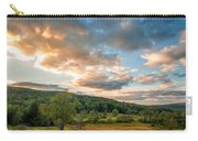 West Virginia Sunset Carry-all Pouch