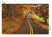 West Virginia Wandering Paint Carry-all Pouch