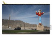 West Wendover Nevada Carry-all Pouch by Frank Romeo