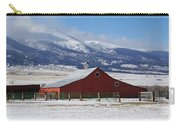 Westcliffe Landmark - The Red Barn Carry-all Pouch