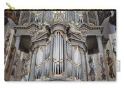 Westerkerk Organ In Amsterdam Carry-all Pouch