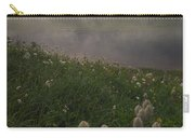 Western Anenome Dawn Carry-all Pouch by Mike  Dawson