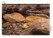Western Diamondback Rattlesnake 2 Carry-all Pouch