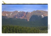 Western Face Pikes Peak Carry-all Pouch