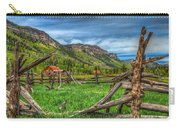 Western Solitude Carry-all Pouch