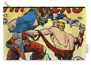 Western Thrillers Carry-all Pouch