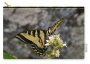 Western Tiger Swallowtail Butterfly 2 Carry-all Pouch