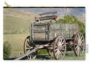 Western Wagon Carry-all Pouch
