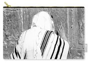 Western Wall Devotion Carry-all Pouch