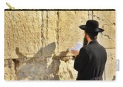 Western Wall Prayer Carry-all Pouch