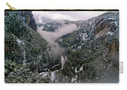 Western Yosemite Valley Carry-all Pouch by Bill Gallagher