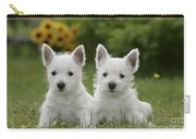 Westie Puppies Carry-all Pouch