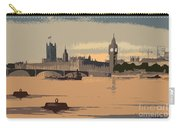 Westminster And Big Ben  Carry-all Pouch