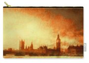 Westminster At Dusk Carry-all Pouch