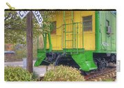 Weston Railroad Crossing Carry-all Pouch