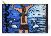 Westport Surfer Chick Carry-all Pouch