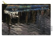 wet fishing boat,kyle of lochalsh Scotland  Carry-all Pouch